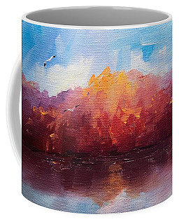 Fill Us With Light Landscape Coffee Mug