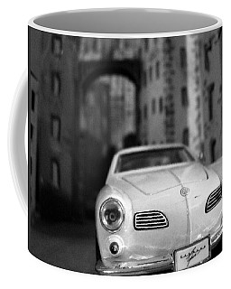 Film Noir Coffee Mug by Salman Ravish