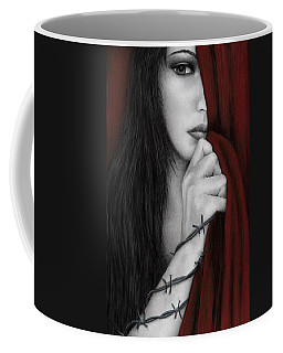Final Curtain Call...no More Encores Coffee Mug by Pat Erickson