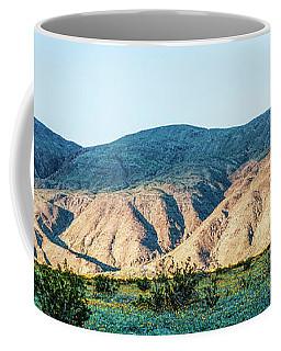 Final Light On Coyote Ridge Coffee Mug