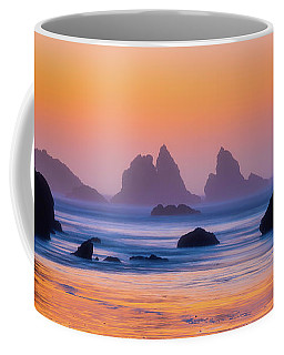 Coffee Mug featuring the photograph Final Moments by Darren White