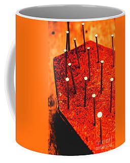 Final Nail In The Coffin Coffee Mug