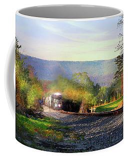 Final Stretch Coffee Mug