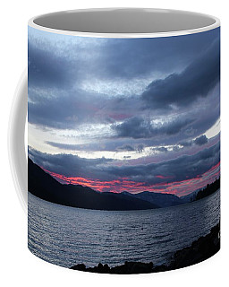 Final Touch Coffee Mug by Victor K