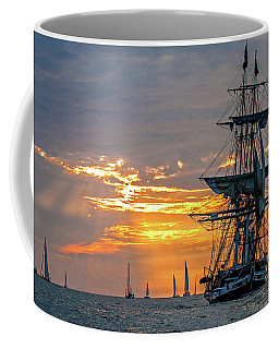 Final Voyage Coffee Mug