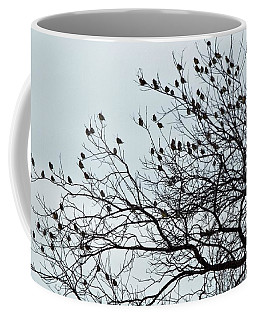 Finches To The Wind Coffee Mug