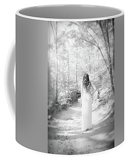 Coffee Mug featuring the photograph Find Your Path by Kelly Hazel