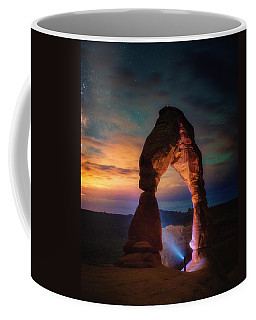 Finding Heaven Coffee Mug