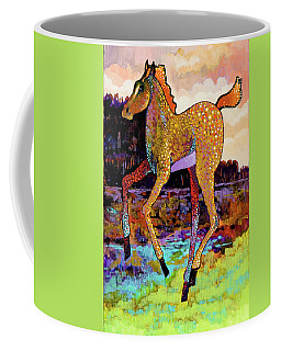 Finding His Legs Coffee Mug