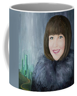 Finding The Emerald City Coffee Mug