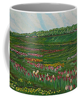 Finding The Way To You - Spring In Emmental Coffee Mug