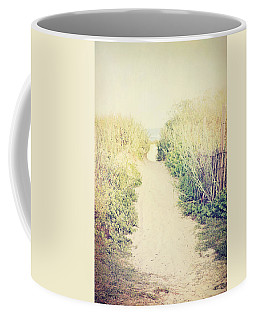 Coffee Mug featuring the photograph Finding Your Way by Trish Mistric