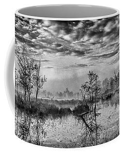 Fine Art Jersey Pines Landscape Coffee Mug