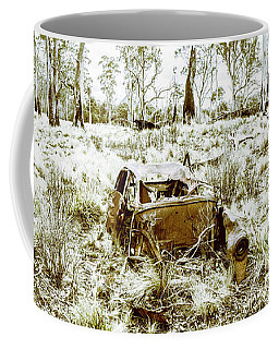 Fine Art Tasmania Bushland Coffee Mug