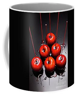 Fine Art Toffee Apple Dessert Coffee Mug