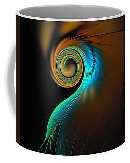 Fine Feathers Coffee Mug