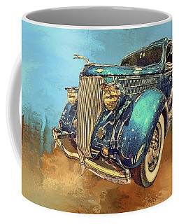 Fine Ride Coffee Mug