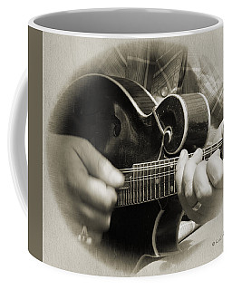 Finger Pickin' Good 8 Coffee Mug by Kae Cheatham