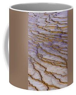 Fingerprint Of The Earth Coffee Mug