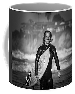 Finished Surfing Coffee Mug