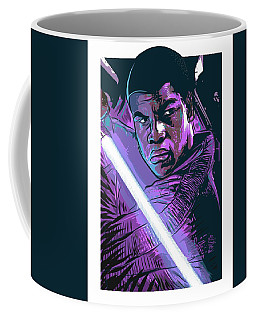Finn Coffee Mug by Antonio Romero