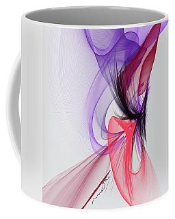 Fiore Astratto Coffee Mug