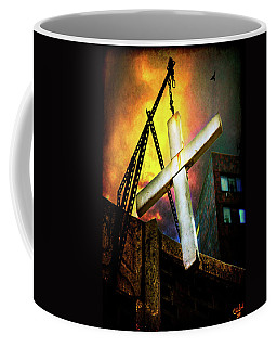 Fire And Brimstone In Da Bronx Coffee Mug