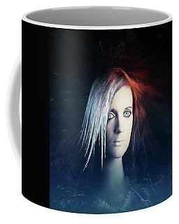 Fire And Ice Portrait Coffee Mug