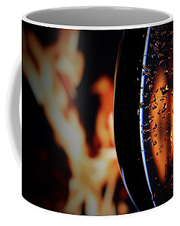 Fire And Rain Coffee Mug