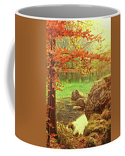 Fire And Water Coffee Mug