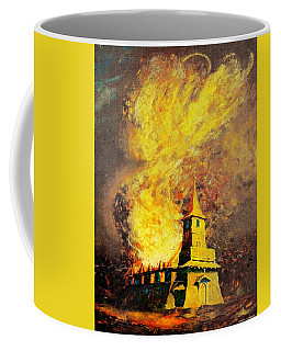 Fire Angel Coffee Mug