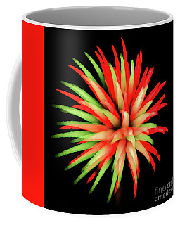 Fire Burst Coffee Mug