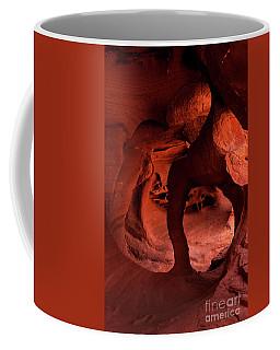 Fire Cave Inferno Coffee Mug