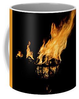 Fire Cressets Three Coffee Mug