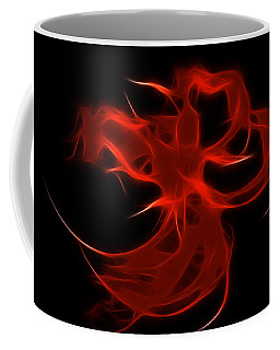 Fire Dancer Coffee Mug by Holly Ethan