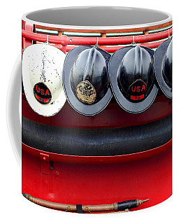 Fire Department Of The Usa Coffee Mug