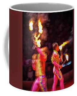 Fire Eaters Coffee Mug
