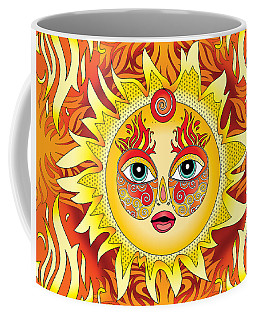 Fire Element Coffee Mug