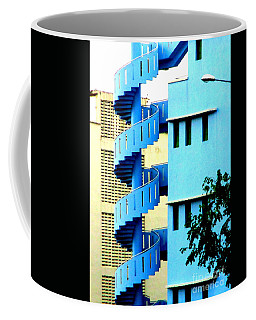 Fire Escape 1 Coffee Mug