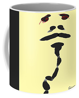 Fire Eyes Coffee Mug