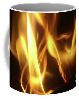 Fire  Feuer Coffee Mug