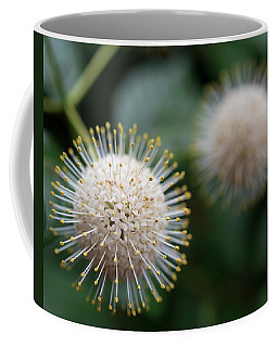 Fire Flowers Coffee Mug