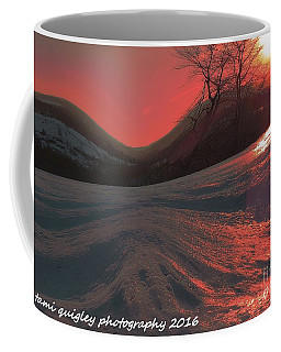 Fire Frost Coffee Mug