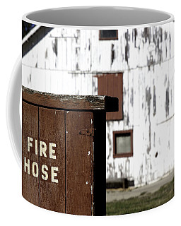 Fire Hose Coffee Mug