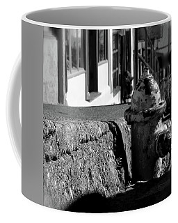 The Town Hydrant In Jerome Coffee Mug