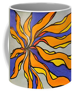 Fire, Ice, And Water Coffee Mug