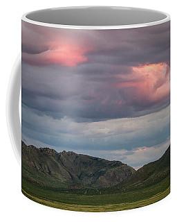 Glow In Clouds Coffee Mug by Hitendra SINKAR