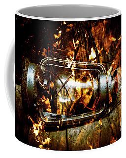 Fire In The Hen House Coffee Mug