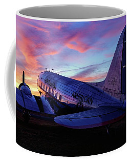 Fire In The Sky - 2017 Christopher Buff, Www.aviationbuff.com Coffee Mug
