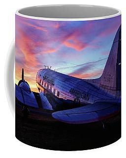 Fire In The Sky - 2017 Christopher Buff, Www.aviationbuff.com Coffee Mug